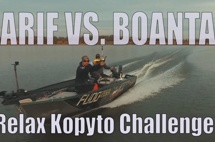 Andy Arif versus Robert Boanta, Kopyto Challenge, salau, Sarulesti!