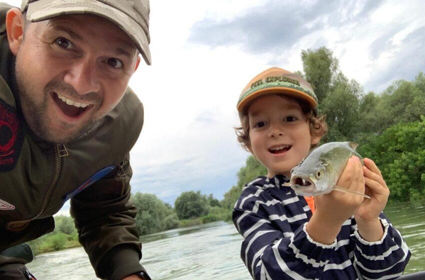 Tabara de pescuit cu copiii, Delta Dunarii 2020!