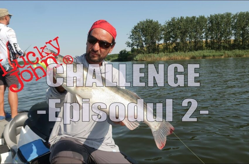 Pescuit la salau pe Valea Argovei, episodul 2!