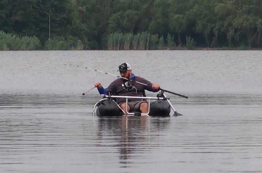 Cum sa pescuiesti la somn din belly boat!