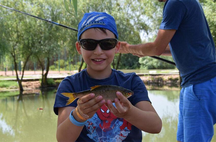 Tabara de pescuit cu copiii, Delta Dunarii 2019!