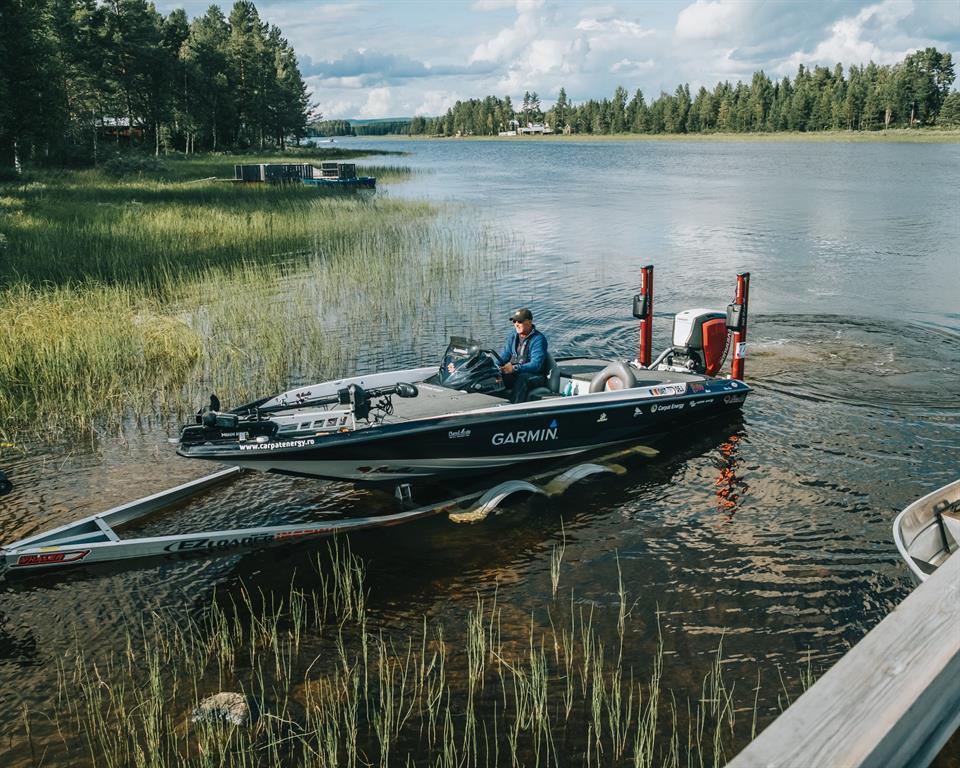 Pescuit la stiuca in Suedia, Lapland Pike cu Andy Arif, Stefan Trmustedt, Cristi Albu, Matilda Leijon, Andrei Sava, Robert Boanta