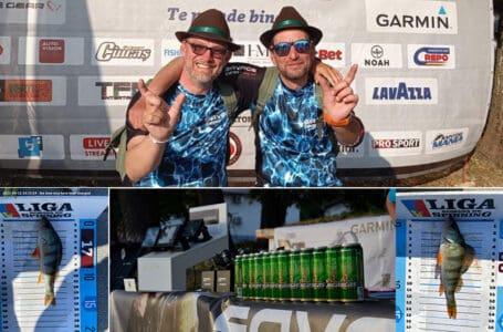 Probabil cel mai important premiu câștigat în etapele LRS, Ciucașii Etapei la Cupa Arrow, pescuit la răpitor pe lacul Snagov!